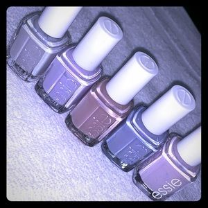 Essie Nail Lacquer ( Set of 5 )